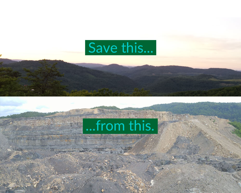 Save our mountains, heritage, wildlife, and tourism from devastating coal mining proposal — AddUp.org