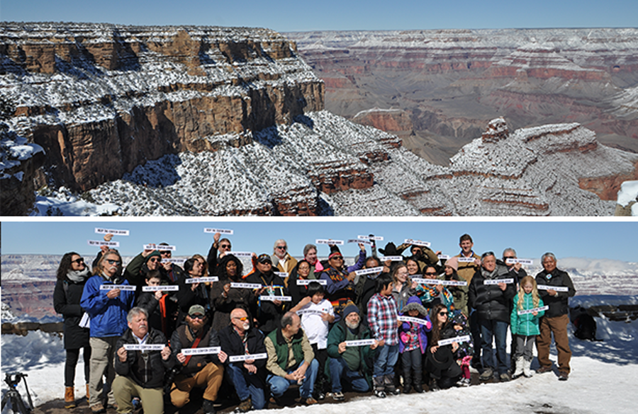 Ask Arizona's Senators to Sponsor the Grand Canyon Centennial Protection Act! — AddUp.org