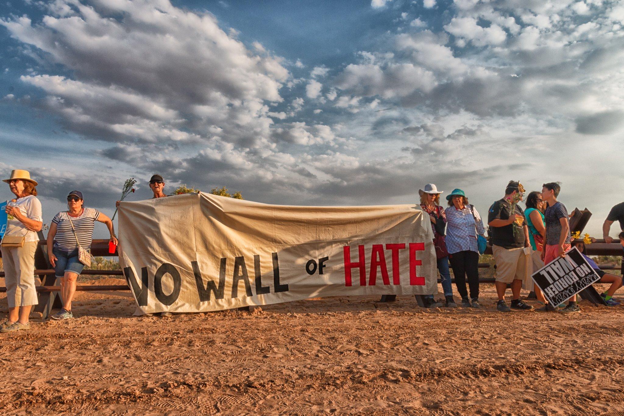 Tell Congress: Don't Waste BILLIONS on Border Walls — AddUp.org