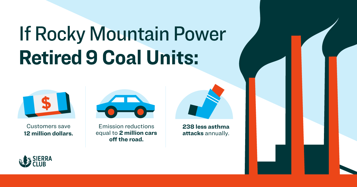 Tell Rocky Mountain Power: Stop wasting money and wrecking the climate — AddUp.org